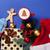 Кубок · кофе · подарок · Колобок · Дед · Мороз · Hat - Сток-фото © massonforstock