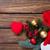 формы · сердца · игрушку · Рождества · подарки · ретро - Сток-фото © Massonforstock