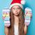 少女 · 帽子 · 美少女 · 顔 · セクシー · ファッション - ストックフォト © massonforstock
