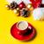 csoda · karácsony · kisgyerek · baba · fiú · visel - stock fotó © massonforstock