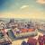 Pologne · photo · merveilleux · vue · belle · ciel · clair - photo stock © massonforstock