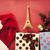 ヴィンテージ · エッフェル塔 · 画像 · パリ · 空 · 金属 - ストックフォト © massonforstock