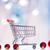 クリスマス · 装飾 · ショッピングカート · 妖精 · ライト · 愛 - ストックフォト © Massonforstock