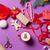 Колобок · Кубок · Рождества · украшение · дизайна · зеленый - Сток-фото © massonforstock