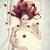 mooie · meisje · bed · steeg - stockfoto © massonforstock