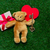 teddy · giocattolo · finestra · orsacchiotto · testa - foto d'archivio © massonforstock