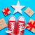 большой · красный · красивой · подарок · замечательный · синий - Сток-фото © massonforstock