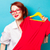 zakupy · kosmetyki · uśmiechnięta · kobieta · supermarket - zdjęcia stock © massonforstock