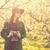 jeunes · Homme · pommier · nature · jardin · beauté - photo stock © massonforstock