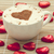 cup of coffee with heart symbol and candy around stock photo © massonforstock