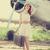 одиноко · девушки · чемодан · женщины · природы - Сток-фото © massonforstock