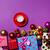Кубок · кофе · Рождества · подарки · фиолетовый · ретро - Сток-фото © Massonforstock