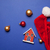 Toy home and Santa Claus hat  stock photo © Massonforstock