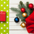 Gift box and christmas baubles  stock photo © Massonforstock