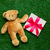 teddy bear and gift stock photo © massonforstock