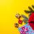 Рождества · подарки · желтый · счастливым · красный · настоящее - Сток-фото © Massonforstock