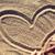 Coppia · disegno · cuore · muro · ragazza · felice - foto d'archivio © massonforstock