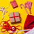 christmas gifts and candy stock photo © massonforstock