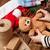 mujer · osito · de · peluche · juguete · dormitorio · sonriendo - foto stock © massonforstock