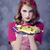 женщины · Cookies · девушки · улыбка · смешные - Сток-фото © Massonforstock