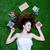 hermosa · regalos · maravilloso · verde · hierba · verde - foto stock © massonforstock