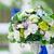 цветок · свадьба · белый · Purple · цветы - Сток-фото © massonforstock