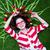 portre · genç · kadın · lale · etrafında - stok fotoğraf © massonforstock