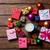 Кубок · кофе · Рождества · подарки · ретро - Сток-фото © Massonforstock