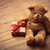 gift and teddy bear stock photo © massonforstock