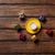 подарки · Кубок · кофе · ретро · белый - Сток-фото © Massonforstock
