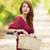 portret · młodych · dość · dziewczyna · uczucie · wolna - zdjęcia stock © massonforstock