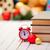 tiempo · vacaciones · reloj · palabras · blanco · viaje - foto stock © massonforstock