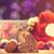 el · yapımı · küçük · hediye · kutusu · kalp · etiket - stok fotoğraf © massonforstock