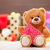 Little teddy bear stock photo © Massonforstock