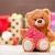 little teddy bear stock photo © massonforstock