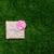 szkatułce · lizak · candy · zielona · trawa · powyżej · poi - zdjęcia stock © massonforstock