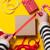 manos · Navidad · regalo · femenino · papel - foto stock © massonforstock