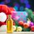klasszikus · parfüm · üveg · nő · tart · kéz - stock fotó © massonforstock