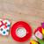 fotoğraf · fincan · kahve · sevimli · hediye · renkli - stok fotoğraf © Massonforstock