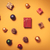 piccolo · scatola · regalo · colorato · isolato · bianco · copia · spazio - foto d'archivio © massonforstock