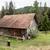 古い家 · ウクライナ · 山 · 写真 · バイオレット - ストックフォト © massonforstock