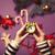 femenino · manos · despertador · Navidad · regalos - foto stock © Massonforstock