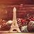 bağbozumu · Eyfel · Kulesi · resim · Paris · gökyüzü · Metal - stok fotoğraf © massonforstock
