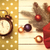 alarm clock and christmas baubles stock photo © massonforstock