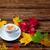 foto · copo · café · maravilhoso · marrom - foto stock © massonforstock