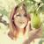 sorridere · donna · mela · ritratto - foto d'archivio © massonforstock