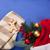 Noel · kurabiye · biçim · noel · baba · atış · yüz - stok fotoğraf © massonforstock