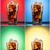 coquetel · vidro · coleção · copo · isolado · branco - foto stock © master1305