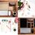 telefon · tabletta · fából · készült · munkaterület · berendezés · üres - stock fotó © master1305