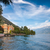 hermosa · edad · Villa · lago · de · garda · Italia - foto stock © master1305